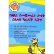 Amharic Alphabets Flash Cards (Yetsehay Yemejemeria Kalat Si'elawi Karoch Eshig)