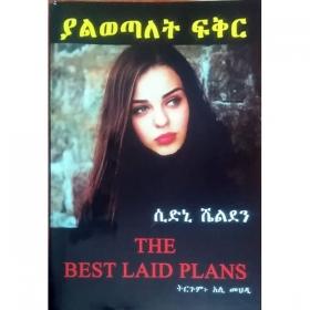 Yaliwetalet Fikir (The Best Laid Plans)
