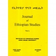 Journal of Ethiopian Studies (December 2017)