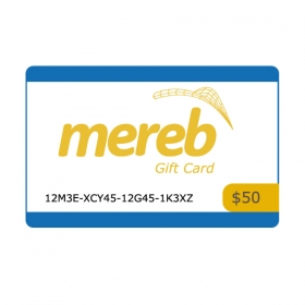 Mereb Gift Card